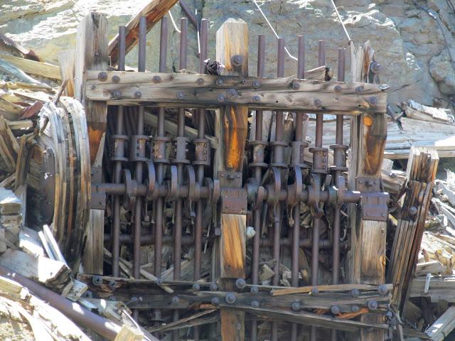 Mill near Ingram Falls