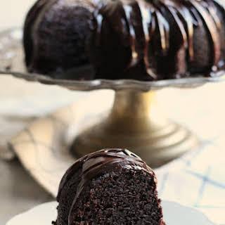 Chocolate Stout Bundt Cake.
