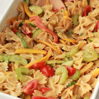 Bow Tie Pasta Salad Mayonnaise Recipes