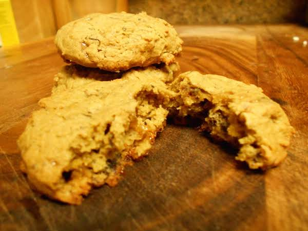Figgy Toffee Pudding Cookies Recipe