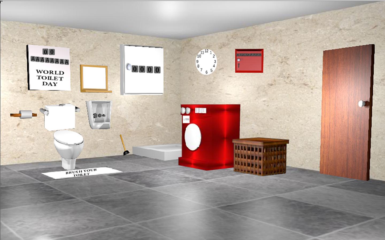 3d escape games bathroom android apps on google play for 3d bathroom design app