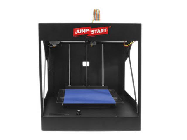 JumpStart 3D Printer Fully Assembled