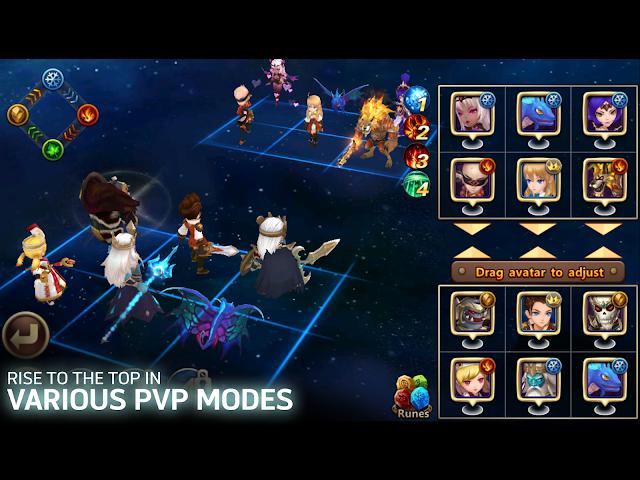 android Shards of Magic Screenshot 4