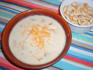 Grandma Ruth's Inspired Oyster Stew Recipe