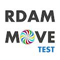 RDAM MOVE TEST