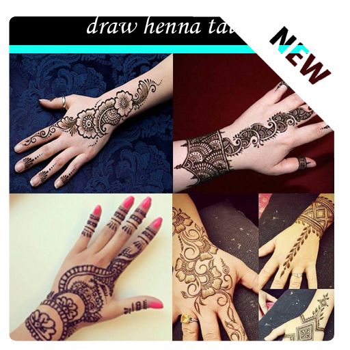 Menggambar Tato Henna Aplikasi Di Google Play