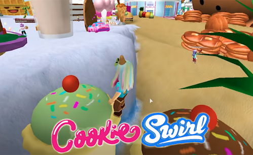 Cookie Swirl Rbx Mod Obby 5
