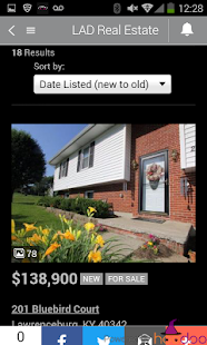 LAD Real Estate- screenshot thumbnail