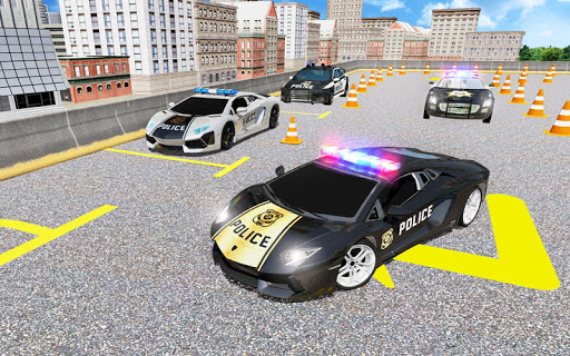 Free Download Advance Police Car Parking Suv Parking Game 2018 1 4
