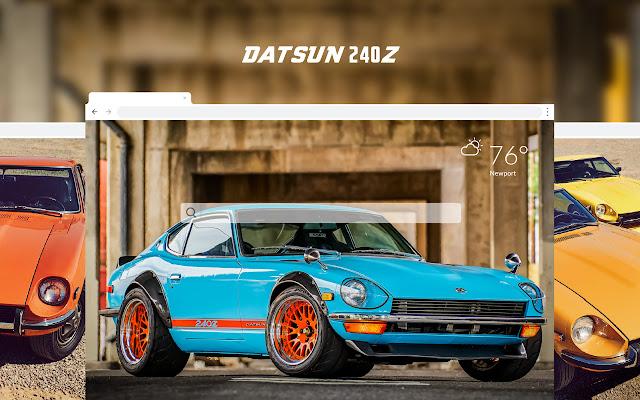 Nissan Datsun 240Z HD Car Wallpapers
