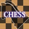 どこでもチェス〜初心者も安心のシンプルチェス盤〜 icon