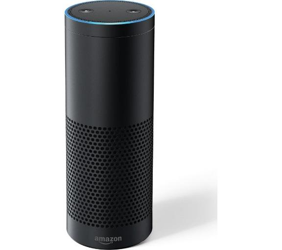 AMAZON Echo Plus - Black