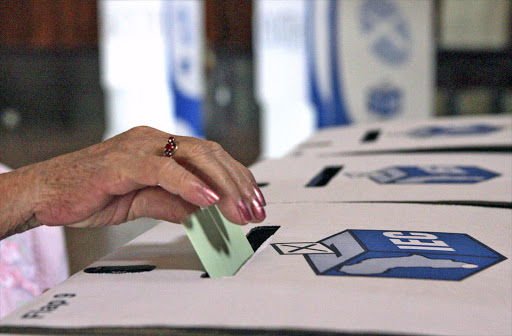 South Africans are set to cast their votes on May 8.