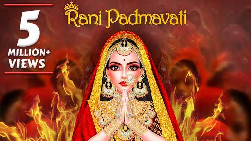 Rani Padmavati : Royal Queen Makeover 2.4 screenshots 1