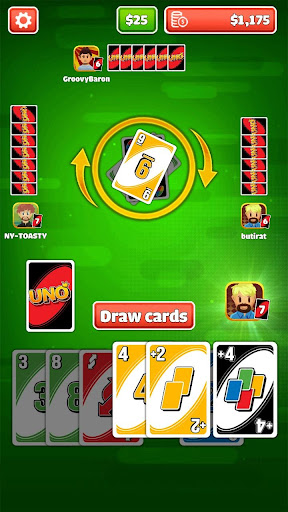 Uno Classic apktreat screenshots 2