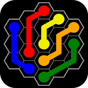 Flow Free: Hexes icon