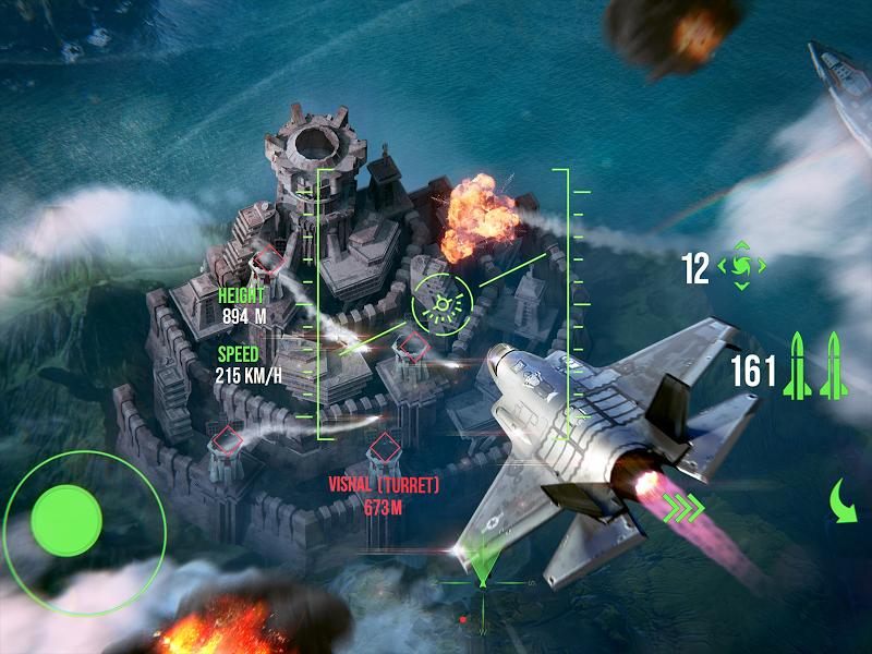 Modern Warplanes: Wargame Shooter PvP Jet Warfare Screenshot 17