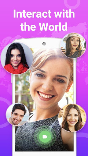 Yepop: live video chat online with friends 1.0.4419 Screenshots 4