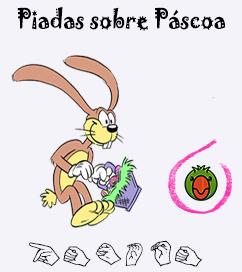 Piadas sobre a Páscoa