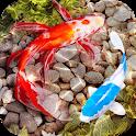 Fish Tank Animated Keyboard + Live Wallpaper icon