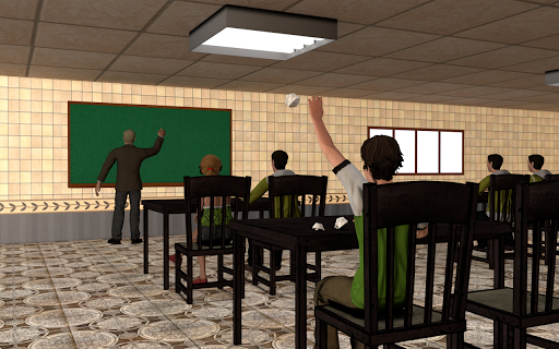 City High School Creepy Teacher: Escape Plan Game for PC
