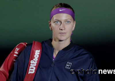 Petra Kvitova onderuit tegen Donna Vekic