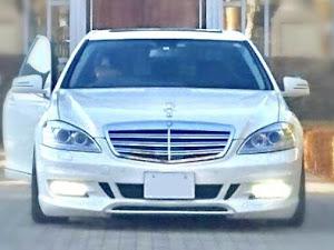 Sクラス W221のカスタム事例画像 銀蔵  specialists☆さんの2019年01月14日04:44の投稿