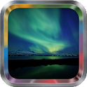 Aurora light Live Wallaper