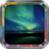 Aurora light Live Wallaper