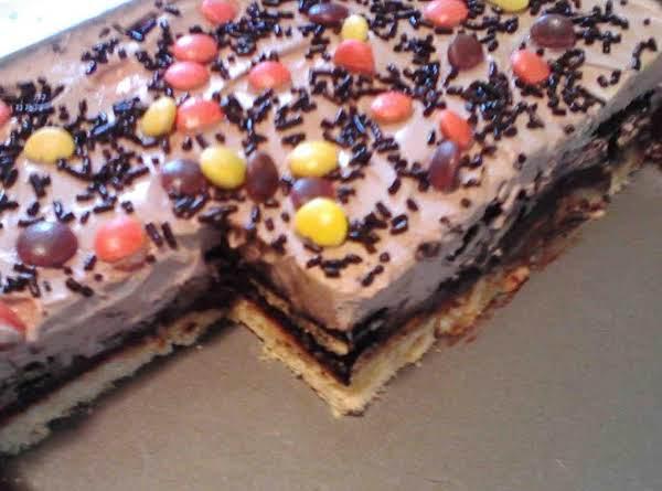 Pb Oreo Cookie Cake Recipe