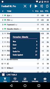 Football NL Pro - náhled