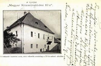 """Photo: Muzeul de Istorie  fosta """"Casa de Cultura"""" - 1915 surse http://postcards.hungaricana.hu/hu/225795/ si https://www.facebook.com/regikepeslapok/photos/a.1056000064415048.1073741873.996673943680994/1056003284414726/?type=3&theater"""
