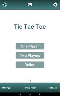 Download Tic Tac Toe For PC Windows and Mac apk screenshot 7