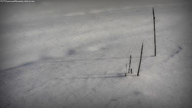 Photo: Zimski sunčani sat...