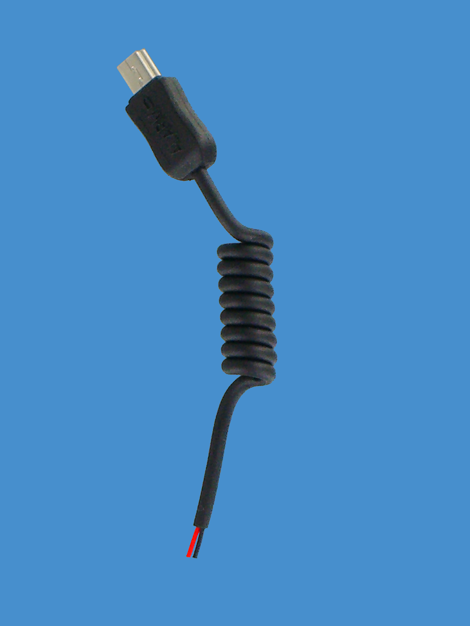 Meridian Coil Cord
