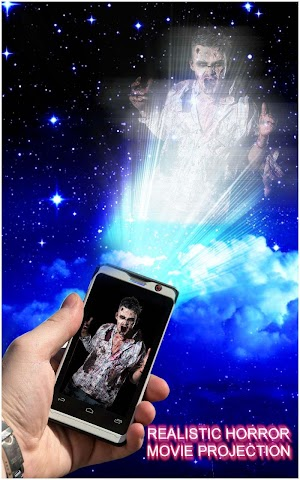 android Ghost Projector Prank Screenshot 5