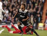 Brésil : David Neres (Ajax) appelé en sélection suite à la blessure de Vinicius Junior