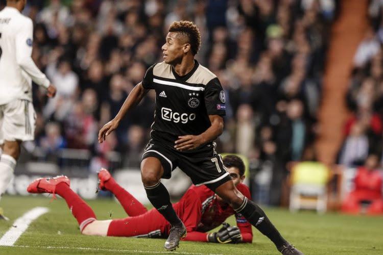 Ajax wint topper in de Eredivisie!