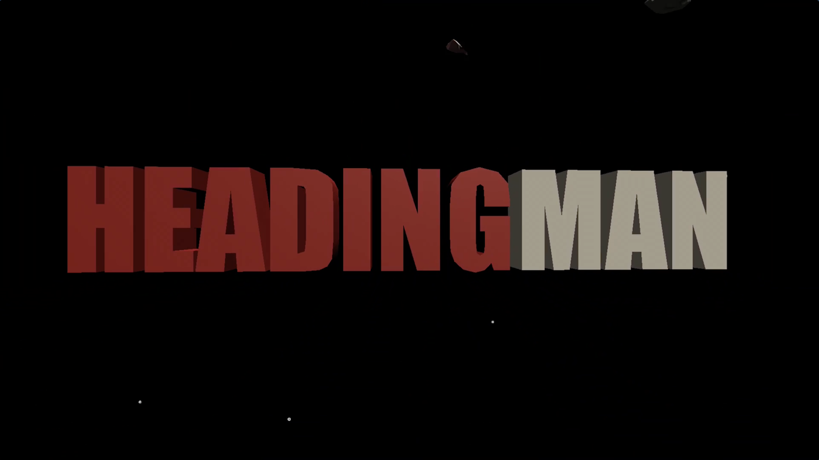 Heading Man- screenshot
