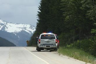 Photo: Polizeikontrolle