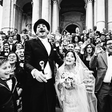 Wedding photographer Carmelo Ucchino (carmeloucchino). Photo of 16.01.2017