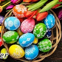 Easter Picture Messages icon