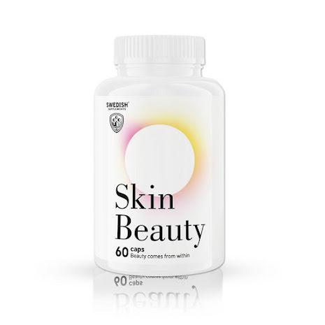 Swedish Supplements Skin Beauty - 60 caps