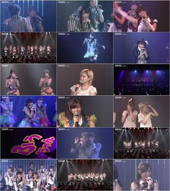 (LIVE)(公演) NMB48 チームM「RESET」公演 160522