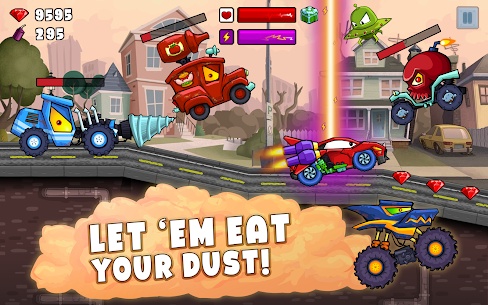 Car Eats Car 2 – Racing Game 2.9 MOD (Unlimited Money) 8