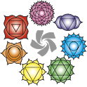 Chakra cleaning icon