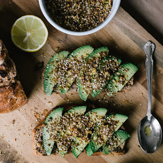 Dukkah & Avocado Toast