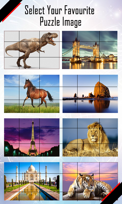 Puzzle Photos HD- screenshot