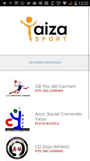 Yaiza Sport