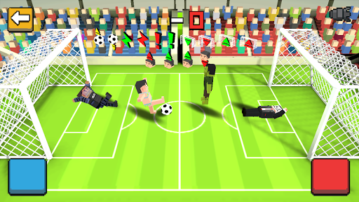 Télécharger Cubic Soccer 3D apk mod screenshots 5